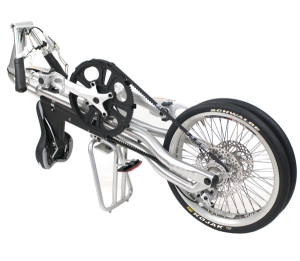 Strida Folded