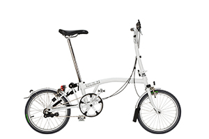 Brompton foldecykel STRiDA Denmark