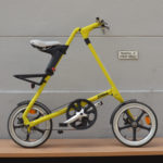 STRiDA LT mustard yellow