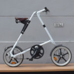 STRiDA LT white with leather