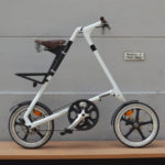 Used STRiDA LT white leather