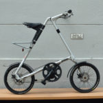 STRiDA SX silver alu Kojak second hand