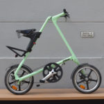 Used STRiDA LT pistachio second hand with leather